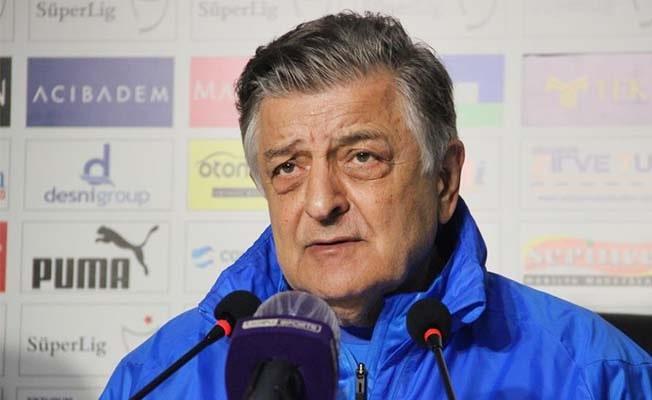 """Yılmaz Vural: """"Golü çok erken attık, Denizlispor olağanüstü yüklendi"""""""