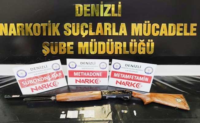 Zehir tacirlerine operasyon: 22 gözaltı