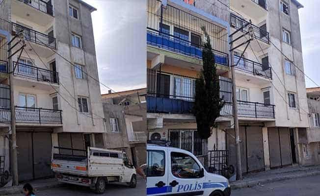 5. kattan kamyonetin üzerine düşen çocuk hayatını kaybetti