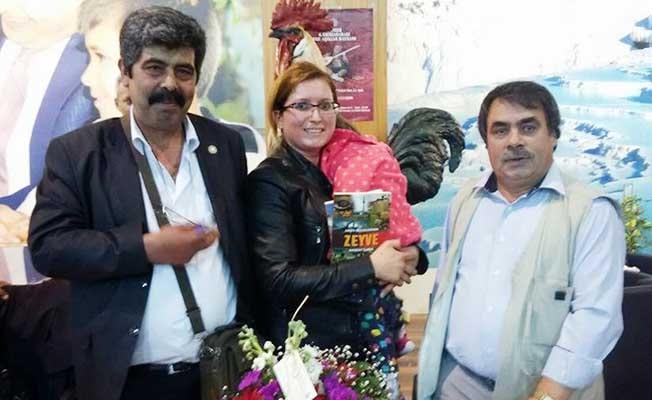 Araştırmacı yazar Muzaffer Çetin kalbine yenildi