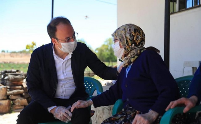 """Başkanı Örki; """"Her günü annelerimize anneler günü gibi yaşatmalıyız"""""""