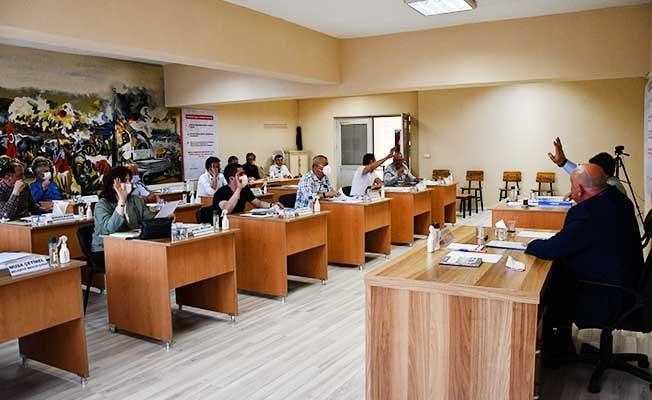 Buldan Belediye Meclis'inden İsrail'e ortak kınama