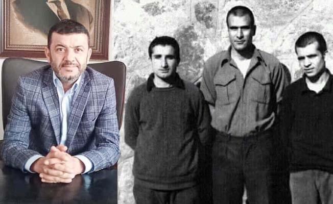 Çavuşoğlu, ölüm yıldönümlerinde 3 fidanı andı