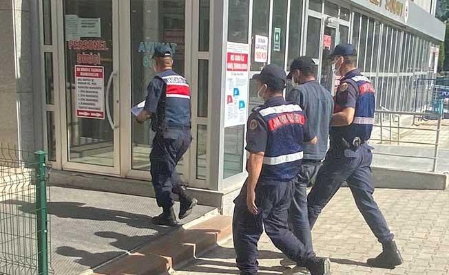 Çiftçileri mağdur eden fabrika hırsızı tutuklandı