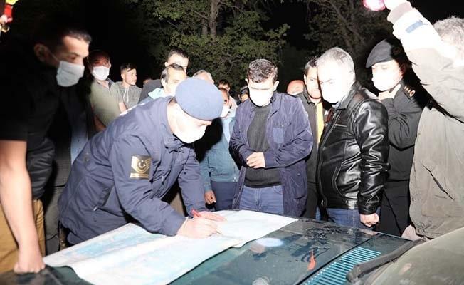 Denizli AKUT, Burdur'da kaybolan çocuk için çalışmalara destek veriyor