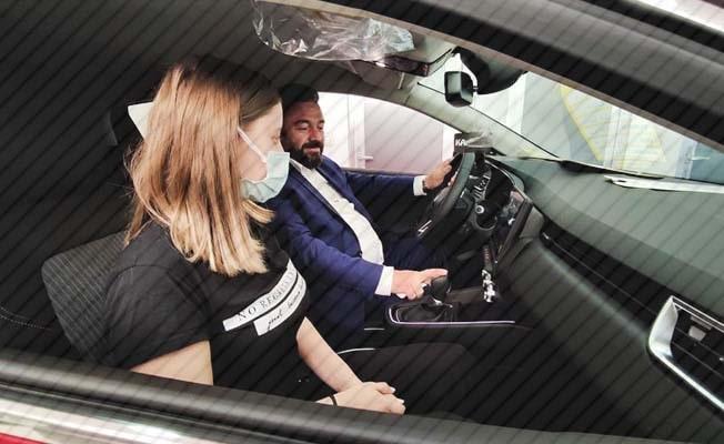 Denizli'de araç sayısı 2021 Nisan ayı ile 433 bin 579'a ulaştı