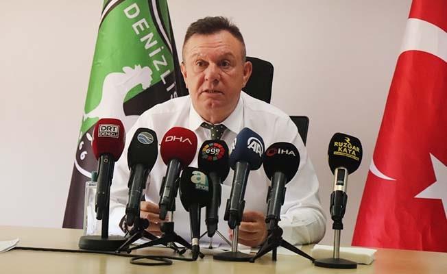 Denizlispor'un güncel borcu 90 milyon TL