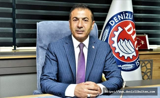 """DTO Başkanı Erdoğan, """"Annelerimizin hakkını ödeyemeyiz"""""""