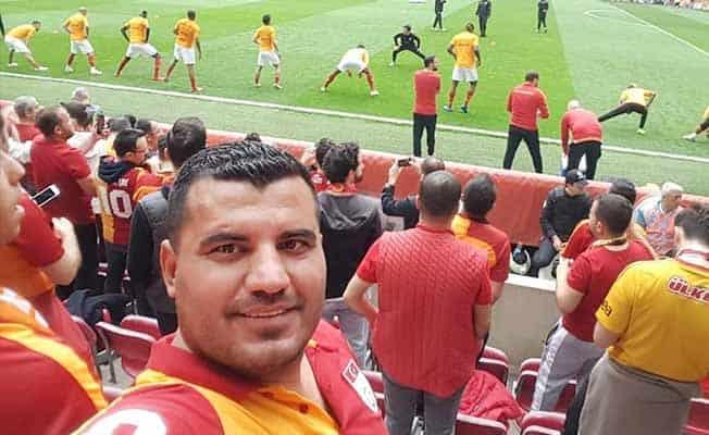 Galatasaray'ın üzüntüsüne kalbi dayanamadı