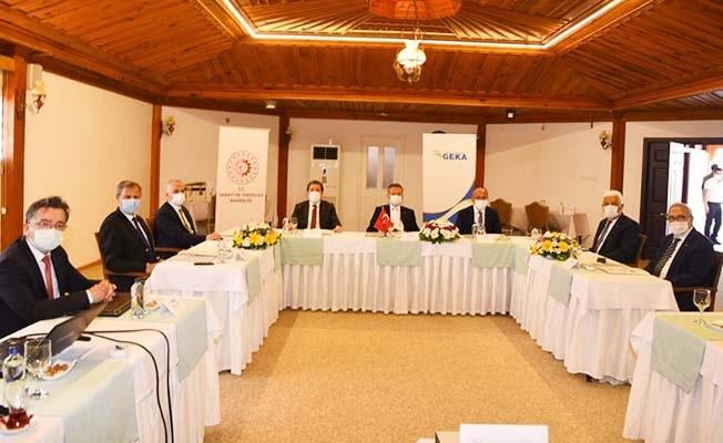 GEKA 139'uncu yönetim kurulu toplantısını gerçekleştirdi