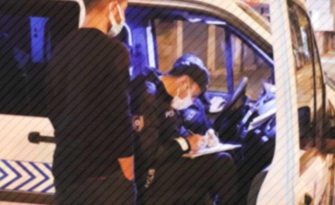 Kısıtlamaya uymayan 365 kişiye 328 bin 500 TL cezai işlem uygulandı