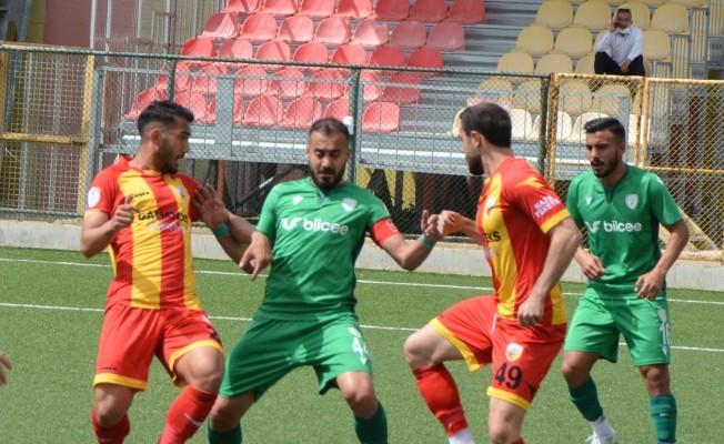 Kızılcabölükspor ligin son maçında kaybetti
