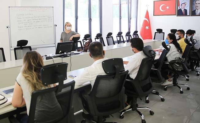 Pamukkale Belediyesinde İklim Planı Eğitimi yapıldı