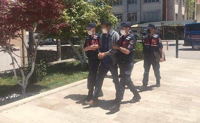 Tarlada çalışan çiftçiye pusu kuran şüpheli tutuklandı
