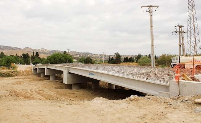 Yeni Menderes Köprüsü için geri sayım başladı