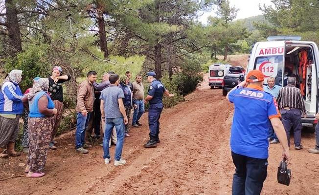 Çal'da tarım işçilerinin üzerine yıldırım düştü: 2'si ağır 6 yaralı