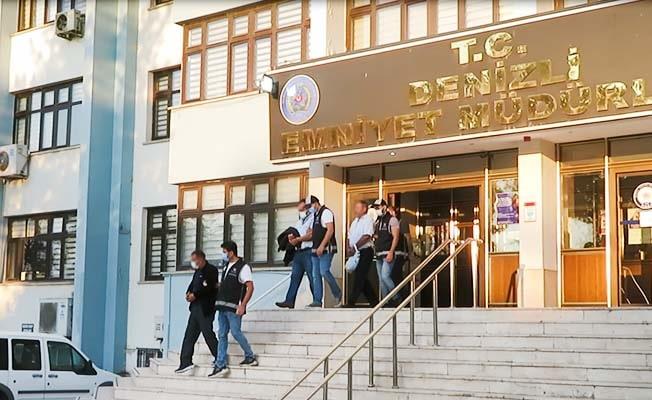 Denizli'de polisten tefeci operasyonu: 1 tutuklama