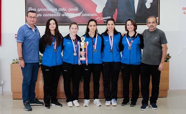 Denizli'yi Masa Tenisi Süper Ligi'nde temsil edecekler