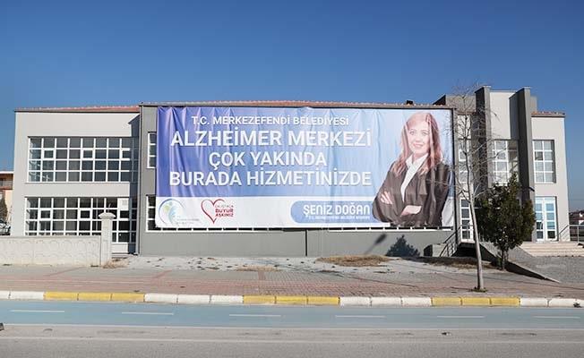 Denizli'nin ilk ve tek Alzheimer Yaşam Merkezi'nde ön kayıtlar başladı