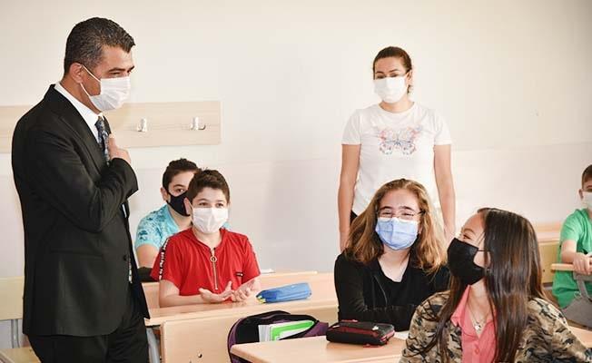 İl Milli Eğitim Müdürü Ekici: Öğretmenlerimizin emekleri çok büyük
