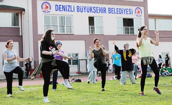 Büyükşehir'den kadınlara özel Açık Hava Sporları