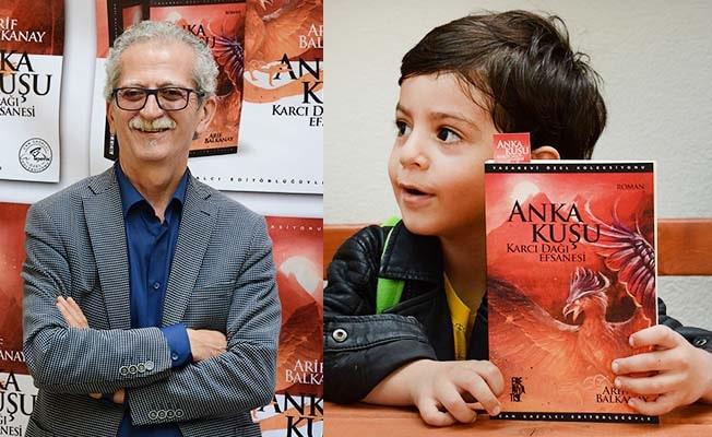 Mimar Balkanay yeni kitabı için söyleşi ve imza günü düzenledi