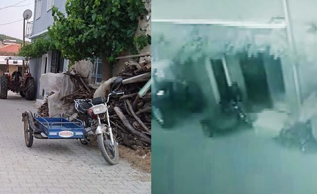 Motosikleti çaldı, sattıktan sonra geri dönünce yakaladı