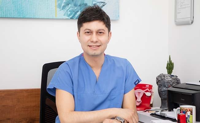 """Op. Dr.Semih Mun """"Pandemi süreci anne adayları için hassas bir dönem"""""""