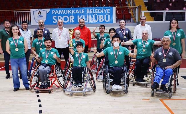 Pamukkale Belediyespor 2. Lig'de