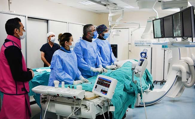 PAÜ Hastanesi İnme Merkezi açıldı