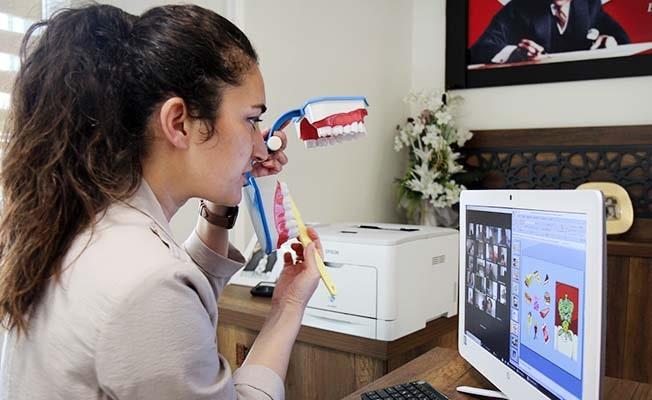 Sağlık ağızdan başlar sloganıyla 520 ilkokul öğrencisine ağız ve diş sağlığı eğitimi verilecek