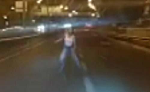 16 yaşındaki genç kıza çarpma anında canlı yayın yapıyormuş