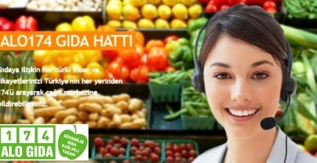Aydın'da 17 gıda işletmesine 587 bin TL cezai işlem uygulandı