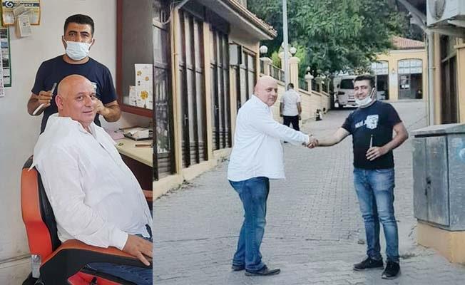 Başkan Şevik; Tarihi sokağı yeniden canlandıracağız