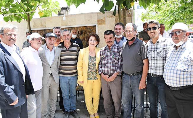 Başkan Soyer Bozkurt'tu ziyaret etti