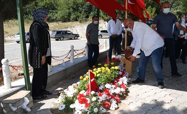 Buldan'da15 Temmuz şehitleri anıldı