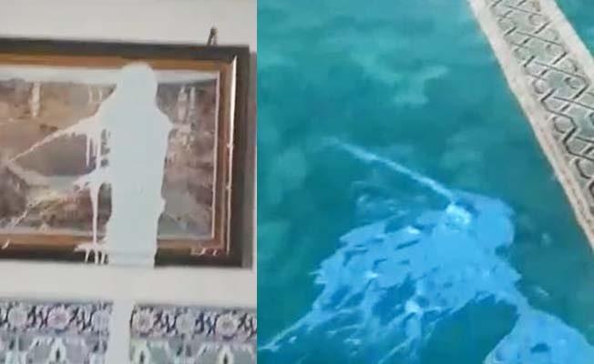 Camideki mobilya ve eşyalara zarar verdiği iddia edilen 2 çocuk gözaltına alındı