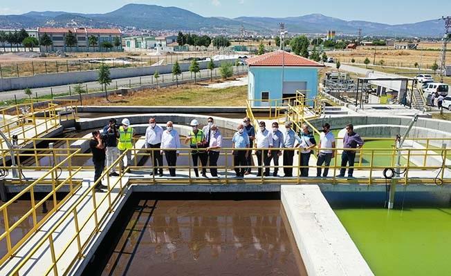 Denizli Büyükşehir DESKİ yatırımlarıyla Dalaman Çayı daha temiz