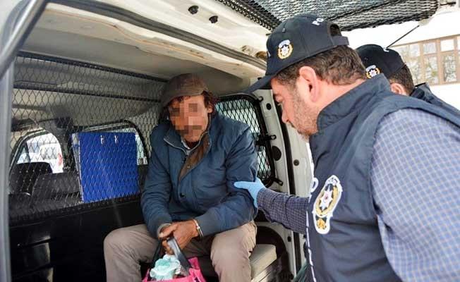 Denizli'de 2 yıl önce bacanağını öldüren zanlı, Aydın'da yakalandı