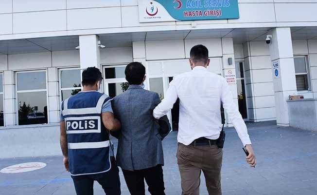 Denizli'de FETÖ terör örgütü mensubu 2 kişi tutuklandı
