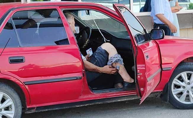 Denizli'de 124 acemi kasap kendini yaraladı