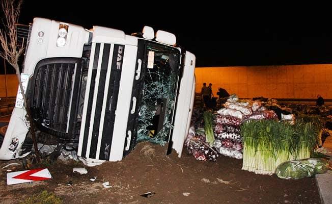 Denizli'de 1 haftada 125 trafik kazası meydana geldi