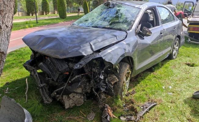 Denizli'de 1 haftada 171 trafik kazası meydana geldi