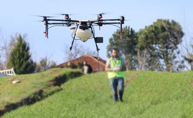 Denizli'de izinsiz drone kullananlara 20 bin TL'ye kadar idari para cezası