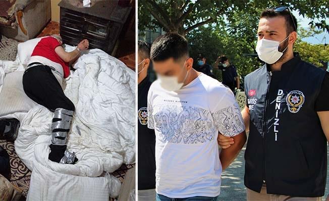 Denizli'de İş adamını kaçıran 4 kişi tutuklandı
