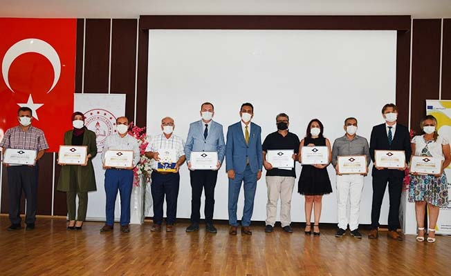 eTwinning ödül töreni yapıldı
