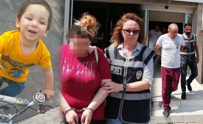 Eymen bebek cinayetinde katil zanlısı anne ve sevgilisine ağırlaştırılmış müebbet