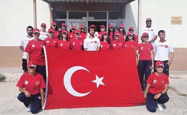 Kriket Bayan A Milli Takımı Denizli'de