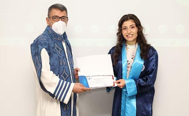 PAÜ FTRYO mezuniyet törenini dijital platformda gerçekleştirdi