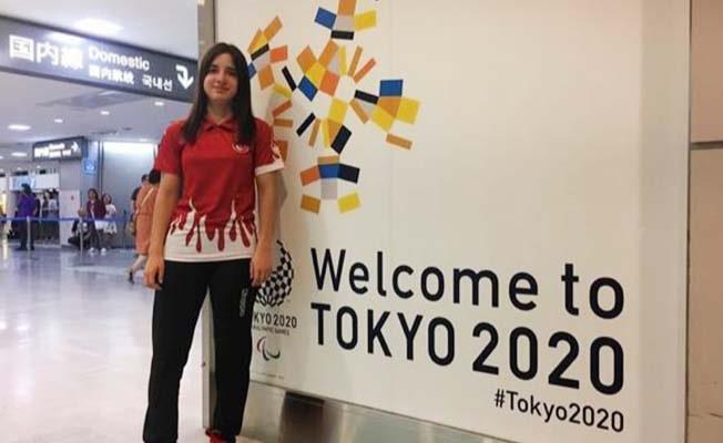 PAÜ'lü Şeyda Nur Tokyo 2020 Olimpiyatlarında Türkiye'yi temsil edecek